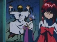 Перекресток призраков / Haunted Junction (1997/RUS/JAP) DVDRip [комедия, романтика, фэнтези, сёнэн]