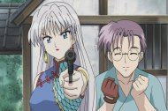 Разящий меч нового Синсэнгуми / Kidou Shinsengumi Moeyo Ken (2005/RUS/JAP) DVDRip [приключения, комедия, фэнтези]
