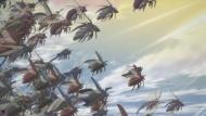 Песня Насекомых / Mushiuta (Сакай Кадзуо) [TV] [01-12 из 12] [Без хардсаба] [RUS(int), JAP] [2007г., приключения, мистика, DVD-Rip]