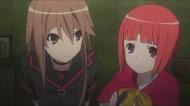 Волчица и семеро ребят / Ookami-san to Shichinin no Nakama-tachi (Ивасаки Ёсиаки) [TV] [01-12 из 12] [Без хардсаба] [RUS(int), JAP] [2010 г., комедия, романтика, пародия, HDTV-Rip]