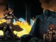 Клинок Королевы: Странствия воительниц / Queen's Blade: Rurou no Senshi (Ёсимото Киндзи) [TV] [01-12 из 12] [Без хардсаба] [RUS(int), JAP] [2009 г., боевые искусства, фэнтези, этти, TV-Rip]