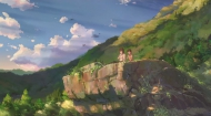 Ловцы забытых голосов / Hoshi wo Ou Kodomo (Синкай Макото) [Movie] [01 из 1] [Без хардсаба] [RUS(int), JAP, SUB] [2011 г., приключения, фэнтези, романтика, BD-Rip + НD-Rip]