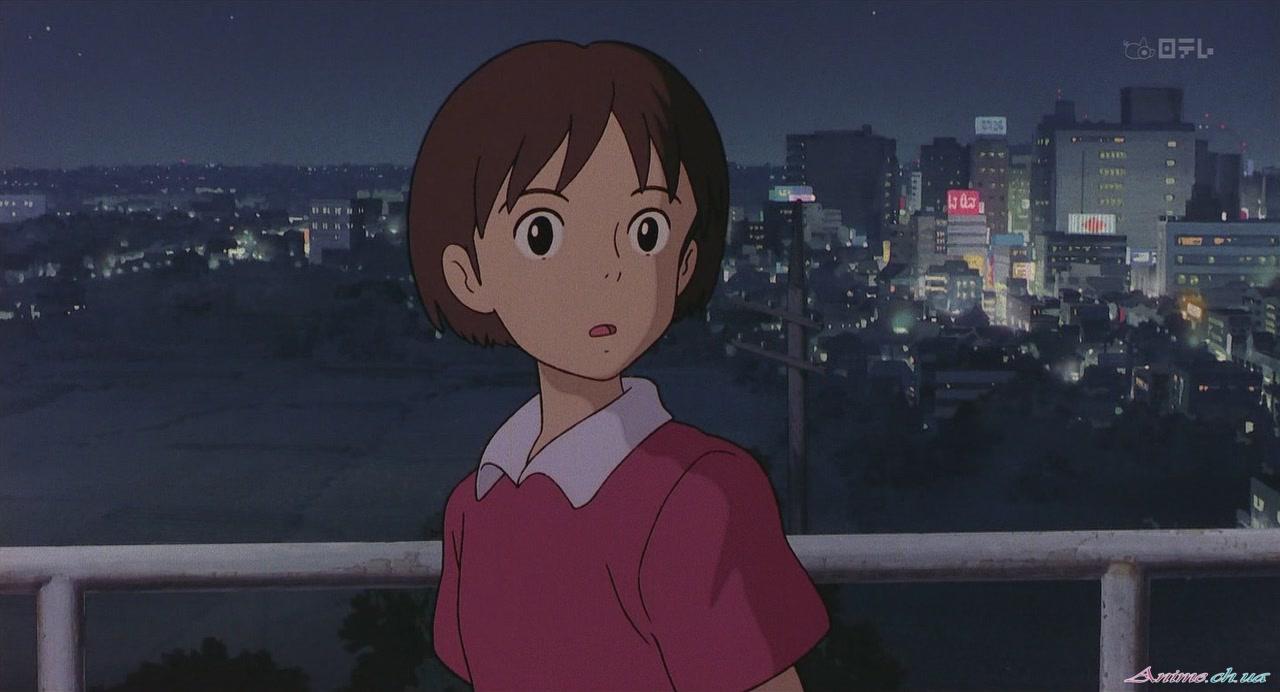 Шёпот сердца / mimi wo sumaseba / whisper of the heart (кондо ёсифуми)