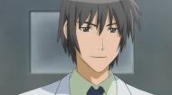 Глядя на полумесяц  / Hanbun no Tsuki ga Noboru Sora (Мацусита Юкихиро) [TV] [01-06 из 6] [Без хардсаба] [RUS(int), JAP, SUB] [2006 г., драма, романтика, DVD-Rip]