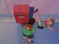 В джунгли! / Jungle De Ikou! (Морияма Юдзи) [OVA] [01-03 из 3] [Без хардсаба] [RUS(int), JAP, SUB] [1997 г., комедия, приключения, этти, мистика, DVD-Rip]
