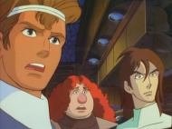 Их было одиннадцать / Juuichinin Iru! (Дэдзаки Сатоси) [Movie] [01 из 1] [Без хардсаба] [RUS(int), JAP] [1986 г., фантастика, романтика, сёдзё, DVD-Rip]