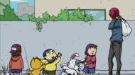 Астровоин Санред (сезон первый, второй) / Tentai Senshi Sunred (Киси Сэйдзи / Мацумото Такэхико) [TV] [01-26 из 26] [Без хардсаба] [RUS(int), SUB] [2008-2009 гг., комедия, DVD-Rip]