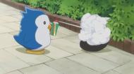 Пингвиний барабан / Mawaru Penguin Drum (Икухара Кунихико) [TV] [01-24 из 24] [Без хардсаба] [RUS(int), JAP, SUB] [2011 г., приключения, комедия, повседневность, драма, BD-Rip] [HWP]