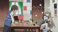 Ползучий хаос! Нярко-сан / Крадущийся хаос! Няруко-сан / Вперед! Няруко-сан / Haiyore! Nyaruko-san (Нагасава Цуёси) [TV] [01-12 из 12] [Без хардсаба] [RUS(int), JAP, SUB] [2012 г., приключения, комедия, пародия, HDTV-Rip] [HWP]