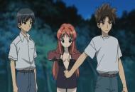 Этот ужасный и прекрасный мир / Kono Minikuku mo Utsukushii Sekai (Саэки Сёдзи) [TV] [01-12 из 12] [Без хардсаба] [RUS(int), JAP, SUB] [2004 г., романтика, фантастика, комедия, этти, DVD-Rip]