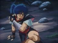 Гнев ниндзя / Wrath of the Ninja - The Yotoden Movie (Ямасаки Осаму) [Movie] [01 из 1] [ENG-полухардсаб] [RUS(int), ENG, JAP] [1989 г., самурайский боевик, фэнтези, DVD-Rip]