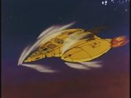 Космический крейсер Ямато (сезон первый) / Космический линкор Ямато / Space Battleship Yamato / Uchuu Senkan Yamato (Мацумото Лэйдзи) [TV] [01-26 из 26] [Без хардсаба] [JAP, SUB] [1974 г., приключения, фантастика, драма, DVD-Rip]