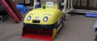 Наука и техника: Снегоуборочный робот Yukitaro поможет в борьбе со снегом в Хокайдо