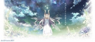 Анонс аниме-фильма «Glass no Hana to Kowasu Sekai»