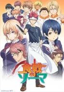 Новые подробности об аниме «Shokugeki no Soma»