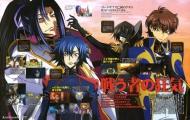 Новый трейлер третьего эпизода аниме «Code Geass: Boukoku no Akito»