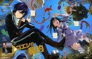 Второй сезон аниме «Noragami»