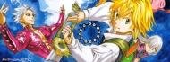 Вторая OVA «Nanatsu no Taizai»