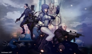 Cкарлетт Йоханссон о съёмках «Ghost in the Shell»
