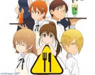 Первый трейлер третьего сезона аниме «Working!!»