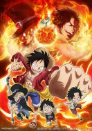 Ещё одна летняя премьера- «One Piece Episode of Sabo»