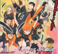 Тизер первого аниме-фильма «Haikyuu!!»